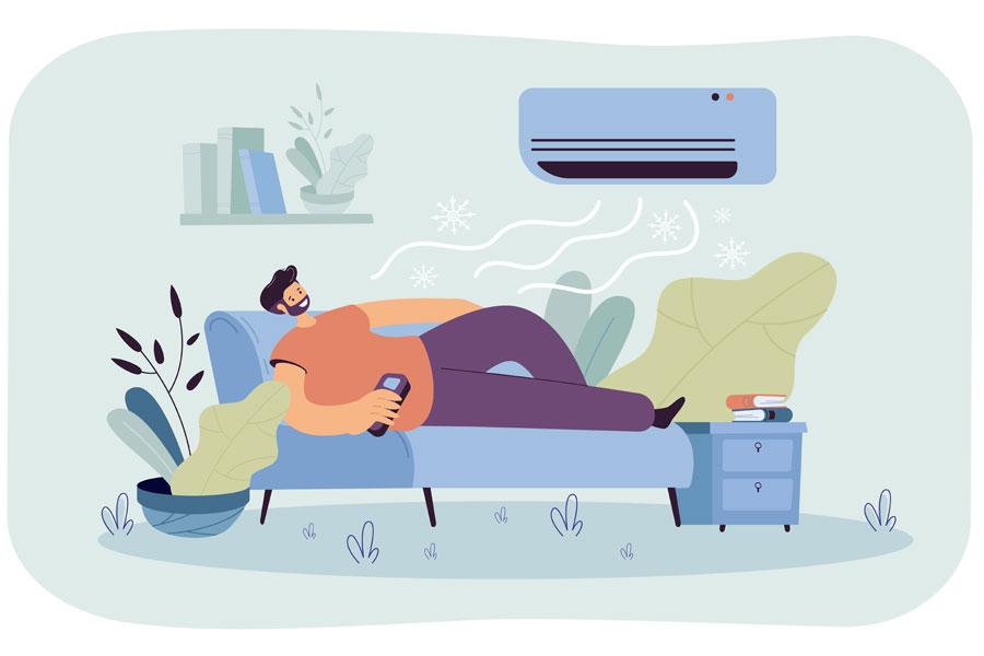 Improve indoor ventilation