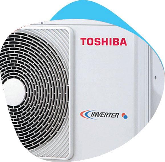 toshiba split system